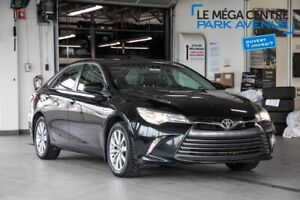 2015 Toyota Camry XLE CUIR, TOIT, NAV, CAMERA, MAGS, BTH