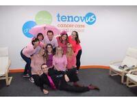 Go Pink! Breast Cancer Awareness Month Volunteer Bangor & Wrexham
