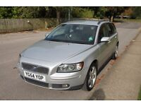 VOLVO V50 - FULL LEATHER INTERIOR - 12 MONTHS MOT