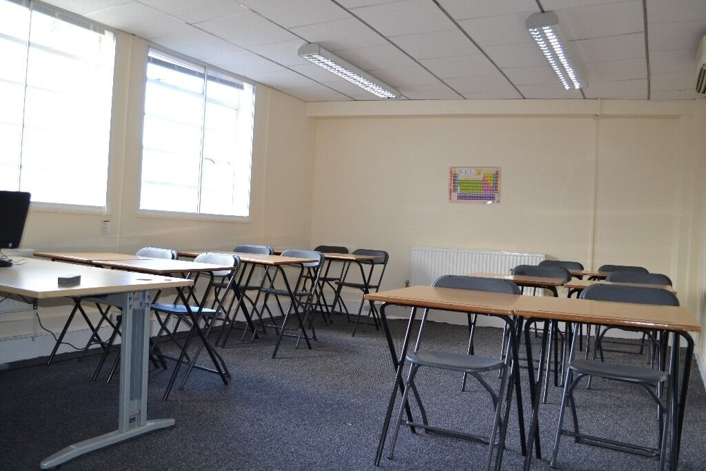 D1 Educational training classroom space to rent