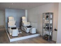 1x Pedicure Spa System with back, neck & shoulder massage feature