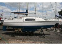 Yacht / Boat - Pandora 700 Trailer Sailer