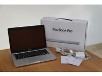 "IMMACULATE Apple Macbook Pro – 13.3"" LED-backlit widescreen notebook FOR SALE"