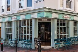 Waiting staff Part Time - Sugardough bakery & cafe Brighton