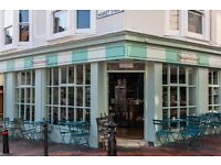 Waiting staff Part Time - Sugardough bakery & cafe Brighton