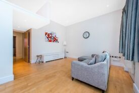 An extremely spacious and modern one bedroom apartment in Bayswater