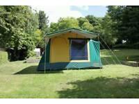 Sunncamp 6 frame tent