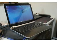 "Superb condition, super fast HP 15.6"" Touchscreen laptop. NVIDIA 2GB graphics. 12GB RAM. 750GB HDD."