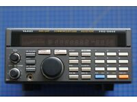 Yaesu FRG9600 VHF / UHF Communcations Receiver. Airband / Marine / Ham / FM Broadcast