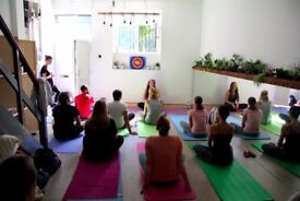 Free Workshop on Yoga & Meditation for Harmony, Revival & Tranquility