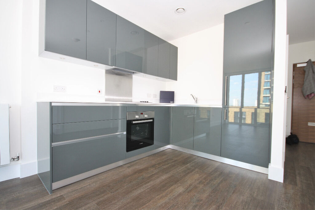 Brand new apartment in Compton House, Royal Arsenal Woolwich