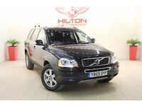 Volvo XC90 2.4 D5 Active AWD 5dr (black) 2010