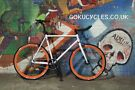 Special Offer GOKU CYCLES Steel Frame Single speed road bike TRACK bike fixed gear fixie bike  A2