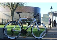 Brand New aluminium 21 speed hybrid road bike ( 1 year warranty + 1 year free service ) www3
