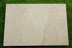 Quartzite White Porcelain Outdoor Floor Tile 600 x 600 | 23.04m2 | 20mm Thick