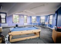 Large studio/office with tonnes of natural light in Bristol Old Market | Deben House, studio 201