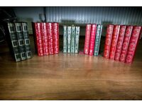 DH Lawrence,Masterpieces Vol I-4,Dennis Wheatley,Reader Digest , Macaulay History of England Vol I-4