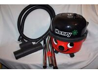 Henry Hoover HVR200 plus attachments. New condition.