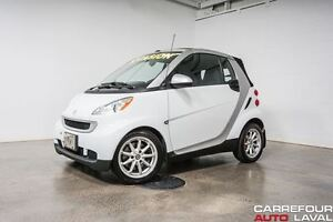 2008 smart fortwo PASSION*CABRIOLET*MAGS/SIEGES/CHAUFFANTS