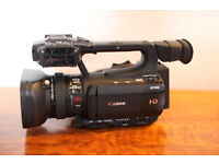 Camcorder Canon XF100 Excellent condition with LowPro Bag £1000.00