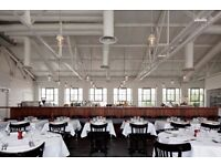 Bistrotheque is an industrial modern bistro and we are recruiting both a Sous Chef and a CDP