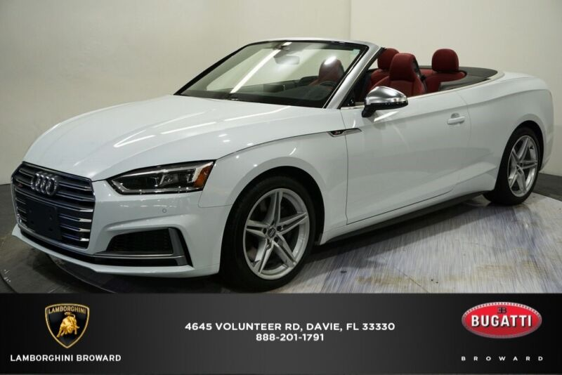 Image 1 Voiture American used Audi S5 2018