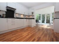 48TG-Brand Newly Renovated Spacious THREE BED / TWO BATH House - 3 Reception Rooms & Private Garden