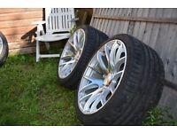 3SDM alloys wheels to fit BMW