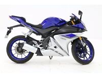 SOLD SOLD SOLD!!!!! 2015 Yamaha YZF R125 ABS ----- Save £300 ----- Price Promise!!!!!