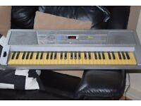 ACOUSTIC SOLUTION M28 RECORDAND PLAY 61KEYS/PITCHBEND/POWERADAPTER