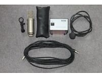 Rode NTK Valve Microphone & Power Supply