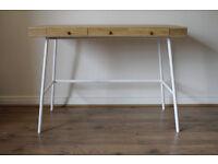 Desk - LILLÅSEN bamboo