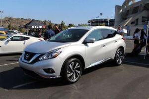 2015 Nissan Murano PLATINUM DEMO PLATINUM  LIQUIDATION