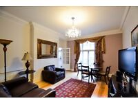 Beautiful 3 bed 2 bath flat in Palace Mansions moments from Kensington Olympia Station