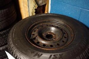 265/70/R16 Winter Package ( 6x114.3 ) Artic Claw Winter XSI M+S