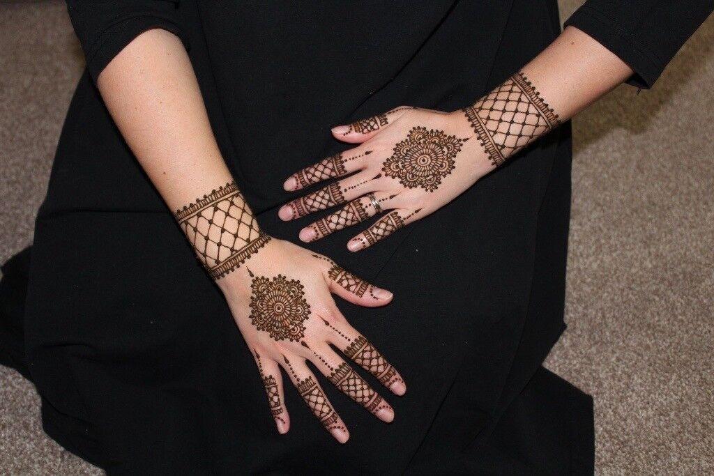 Bridal Mehndi West Midlands : Professional henna mehndi artist in manchester mobile north west