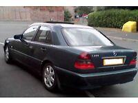 Mercedes Benz C-Class , C200 Automatic no mot drives great ideal export ?
