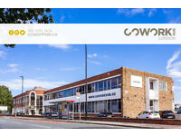 Coworking | Desk Space | Office space to rent | Gym | Meeting rooms | Acton NW10
