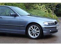 *Beautiful*2003 BMW 320d Diesel SE (150BHP), Metallic Blue, 6 Speed, Parking Sensors