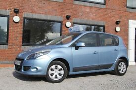 RENAULT SCENIC 1.5 dCi 106 Expression (blue) 2009