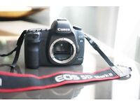 Used CANON EOS 5d MARK II Digital SLR camera Body + Battery&charger + SanDisk 32GB Memory Card