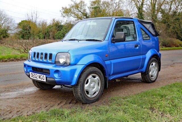 Suzuki Jimny 2002 Automatic Convertible fully running | in Stamford,  Lincolnshire | Gumtree