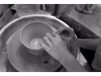 Pottery classes- One to one tuition