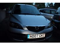 MAZDA 2 CHEAP FAMILY CAR- WELL MAINTAINED