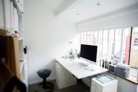 SMALL OFFICE IN QUIET COURTYARD ON WALCOT ST, CENTRAL BATH.