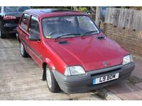 FOR SALE lovely little car, ideal for first time driver. 2 previous owners.
