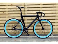 Special offer!!!Aluminium Alloy Frame Single speed road track bike fixed gear racing fixie bicycle d