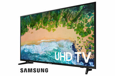 Smart TV 4K Samsung 50 Inch LED 2160P Ultra HD Built In WiFi HDMI USB FREE SHIP!