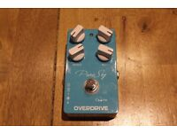 Caline CP-12 Pure Sky Overdrive Guitar Pedal Timmy copy