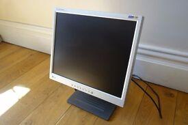 17 inch Flattron LG monitor